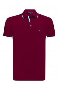 Tricou Polo Sir Raymond Tailor SI7543236 Bordo