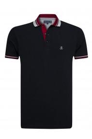 Tricou Polo Sir Raymond Tailor SI7674528 Negru