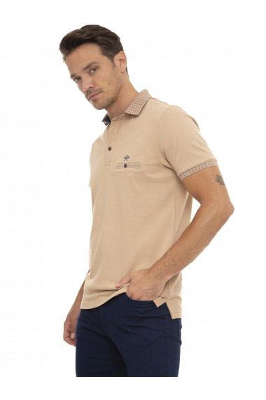 Tricou Polo Sir Raymond Tailor SI7767168 Bej