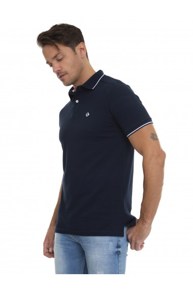 Tricou Polo Sir Raymond Tailor SI8596221 Bleumarin