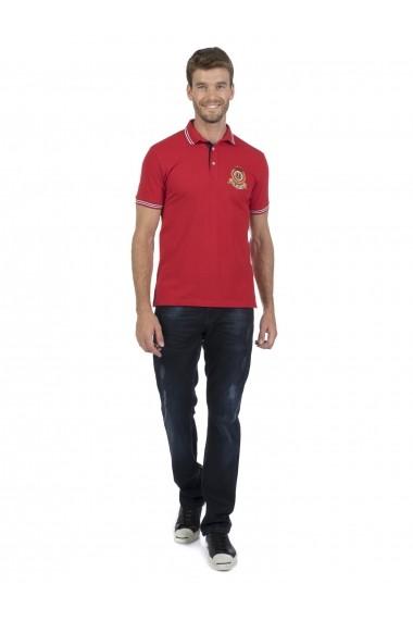 Tricou Polo Sir Raymond Tailor MAS-SI8630807 Rosu