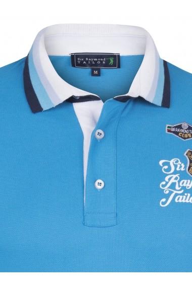 Tricou Polo Sir Raymond Tailor SI9000968 turcoaz - els
