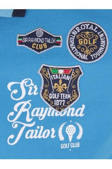 Tricou Polo Sir Raymond Tailor SI9000968 turcoaz