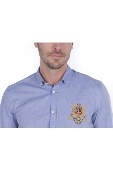 Camasa Oxford Sir Raymond Tailor SI9194141 albastru