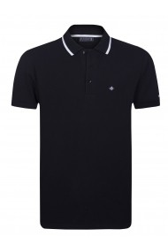 Tricou Polo Sir Raymond Tailor SI9555203 Negru