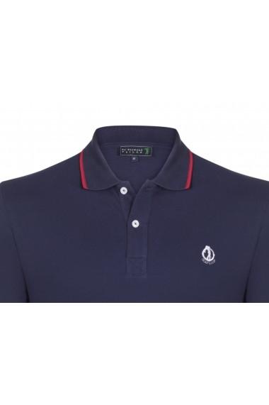 Tricou Polo Sir Raymond Tailor MAS-SI9562608 Bleumarin