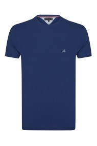 Tricou Sir Raymond Tailor SI9619829 Albastru
