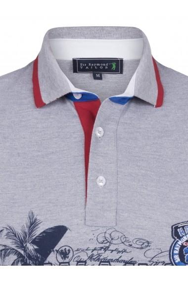 Tricou Polo Sir Raymond Tailor SI9623366 gri
