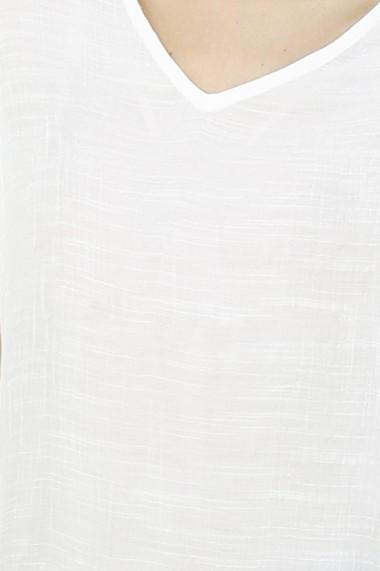 Bluza Assuili A20-11 Alb
