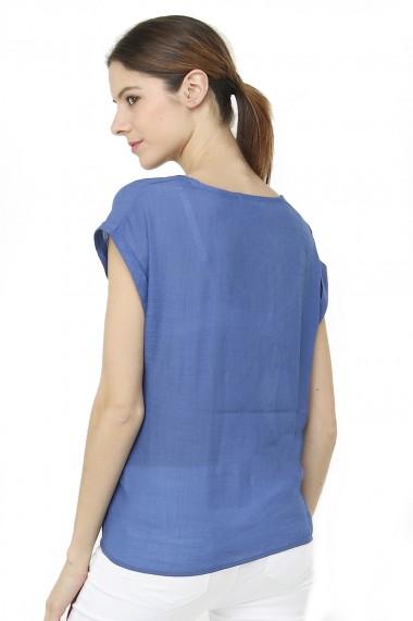 Bluza Assuili A20-11 Albastru