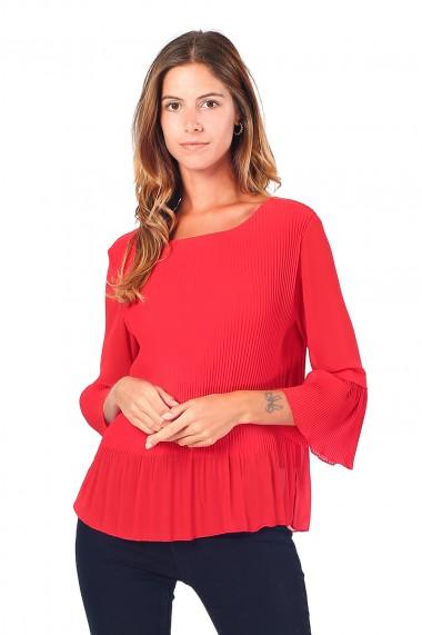 Bluza Assuili A21-07 Rosu
