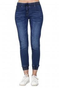 Pantaloni Assuili A21-16 Albastru