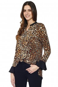 Tunica Assuili A21-30 Animal print