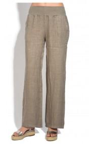 Pantaloni Le Jardin du Lin E18-45 Bej