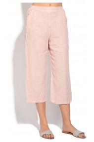 Pantaloni Le Jardin du Lin E18-49 Roz