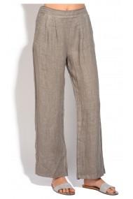 Pantaloni Le Jardin du Lin E18-50 Bej