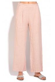 Pantaloni Le Jardin du Lin E18-50 Roz
