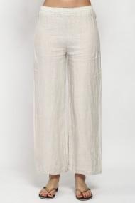Pantaloni Le Jardin du Lin E21-05 Bej