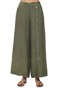 Fusta-pantalon Le Jardin du Lin E21-11 Kaki