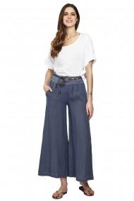 Fusta-pantalon Le Jardin du Lin E21-15 Bleumarin