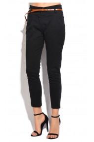 Pantaloni Assuili LUCIE Negru
