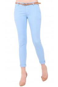 Pantaloni Assuili LYDIA Albastru