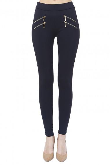 Pantaloni Assuili SD133 Bleumarin