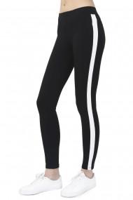 Pantaloni din bumbac Assuili SD140 negri