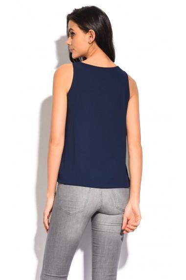 Bluza William de Faye WF01 Bleumarin