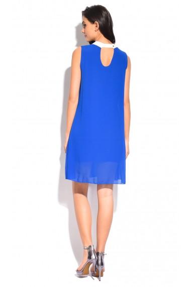 Rochie William de Faye WF08 Albastru
