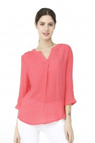 Bluza William de Faye WF148 Rosu