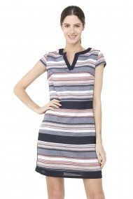 Rochie William de Faye WF155 Bleumarin