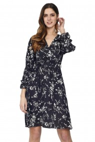 Rochie William de Faye WF160 Floral