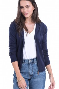 Cardigan William de Faye WF728 Bleumarin