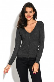 Cardigan William de Faye WF753 Gri