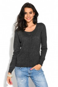Cardigan William de Faye WF755 Gri