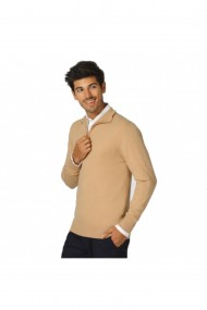 Pulover William de Faye WFM11 Camel