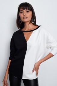 Bluza Cool & Sexy YI1565 Neagra