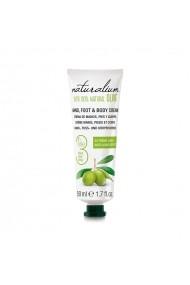 Crema de maini picioare si corp Naturalium cu extract de masline Natural 50 ml