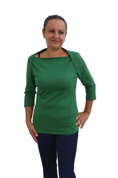 Bluza Mida Leisure Green
