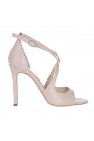 Sandale cu toc Mamzelle Lia Nude