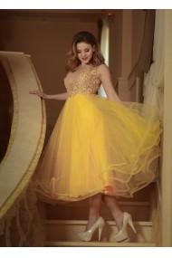 Rochie midi de seara Moda Aliss RO001