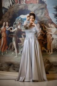 Rochie lunga de seara Moda Aliss RO004