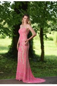 Rochie lunga de seara Moda Aliss RO007