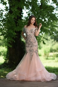 Rochie lunga de seara Moda Aliss RO012
