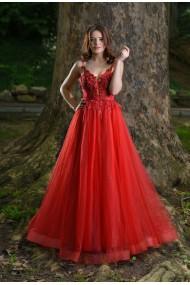 Rochie lunga de seara Moda Aliss RO015