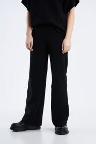 Pantaloni tricotati lungi Mobiente Negri