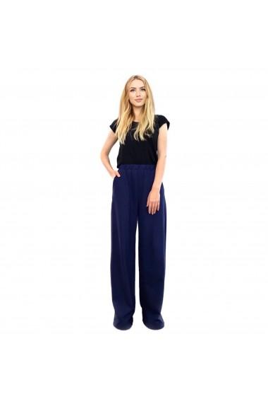 Pantaloni lungi Muzky bleumarin