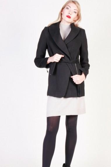 Palton Fontana 2.0 NOVELLA NERO Negru