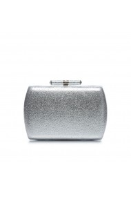 Clutch NISSA argintiu elegant Argintiu
